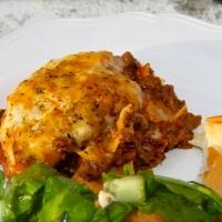 Síbreytilegt lasagna