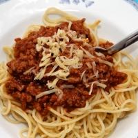 Spaghettí og hakk